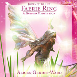 Alicen Geddes-Ward - Journey to the Faerie Ring CD