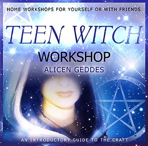 Alicen Geddes-Ward - Teen Witch Workshop CD