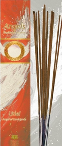 Angels Incense: Uriel - Angel of Conscience - Traditional Incense Sticks by The Natural Incense Co.