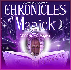 Cassandra Eason - Chronicles of Magick: Defensive Magick CD