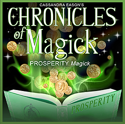 Cassandra Eason - Chronicles of Magick: Prosperity Magick CD