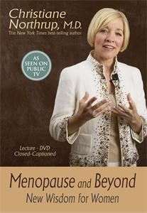 Christiane Northrup - Menopause and Beyond: New Wisdom for Women (DVD)
