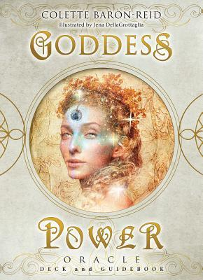 Colette Baron-Reid - Goddess Power Oracle - 52 Card Deck & Guidebook