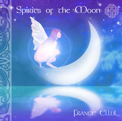 France Ellul CD - Spirits of the Moon