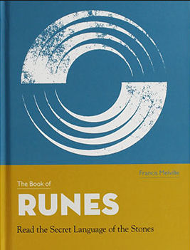 Francis Melville - The Book of Runes (hardback book)