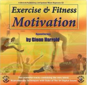 Glenn Harrold - Exercise & Fitness Motivation: Hypnosis CD