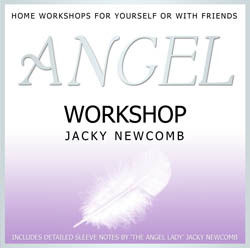 Jacky Newcomb - Angel Workshop CD