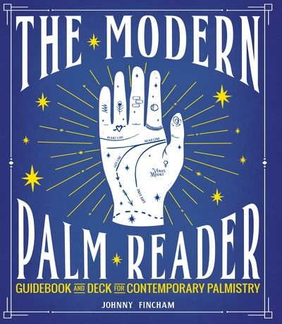 Johnny Fincham - The Modern Palm Reader (Book & Card Set)