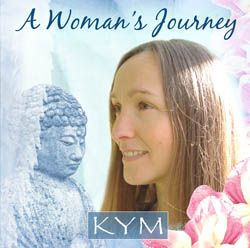 Kym CD - A Woman's Journey