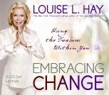 Louise Hay - Embracing Change (2CDs)