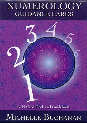 Michelle Buchanan - Numerology Guidance Cards
