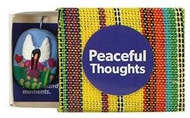 Peaceful Thoughts Kit - Guatemalan Worry Doll Box