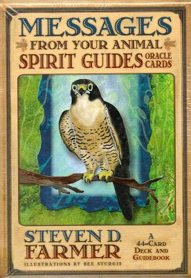 Steven D. Farmer - Messages from Your Animal Spirit Guides Oracle Cards