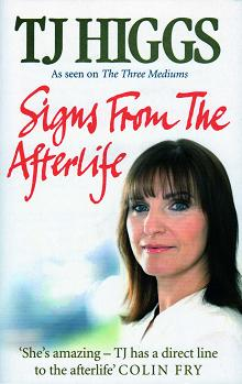 TJ Higgs - Signs from the Afterlife (Book)